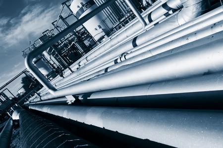 oil pipeline: pipelines construction as seen inside oil and gas industry