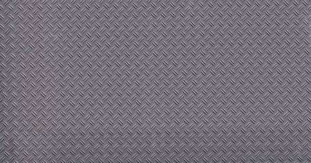 Grey metal pattern might be used as a background