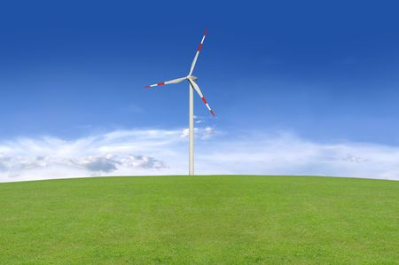 windpower: Using windpower to gain electricity