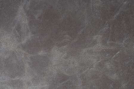 Artificial grey leather background