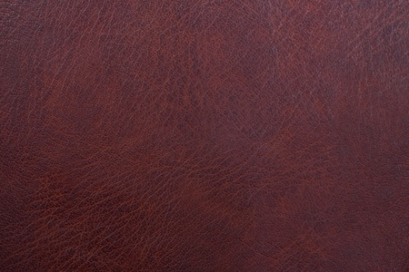 Red artificial leather background