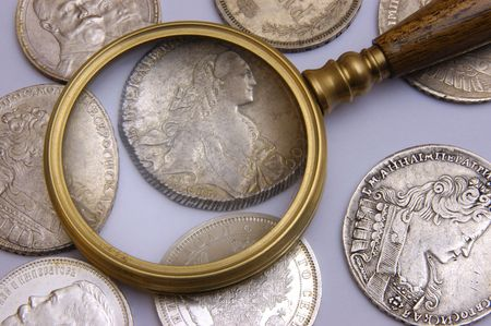 the monarchy: Coins