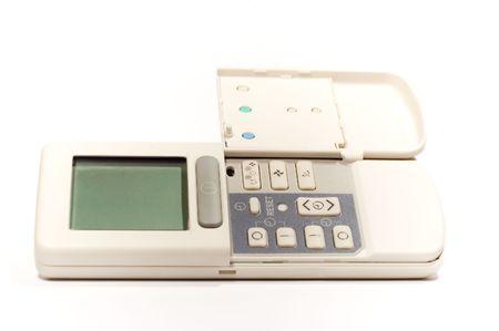 tablero de control: serie objeto en blanco: aislado - Panel de control Foto de archivo