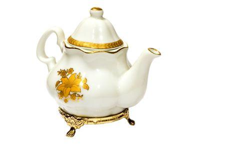 antiquary: series: object on white: dish - antiquary tea port