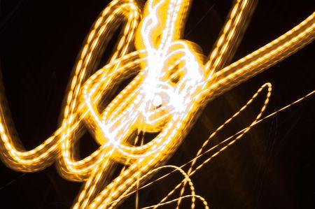 ray trace: abstracci�n, el juego de luz, el�ctrica sinfon�a, aut�grafo luz y sombra  Foto de archivo