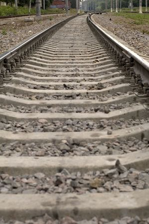 transposition: railway in the forest