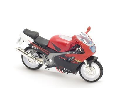 original bike: series object on white - motorcycle