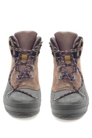 footgear: series object on white - foot-gear