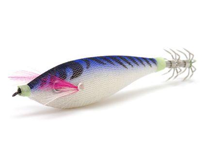 entrap: object on white - ledger - bait