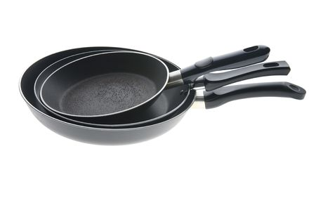 object on white - kitchen utensil -griddle photo
