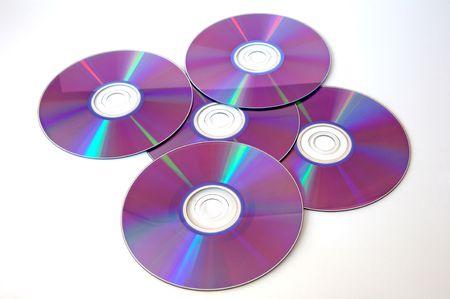 compact discs  Stock Photo - 438490
