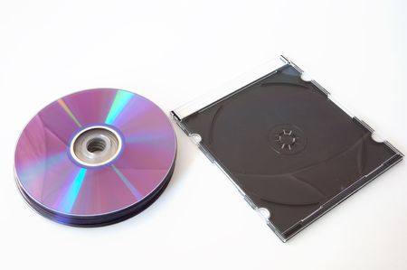 compact discs Stock Photo - 438491