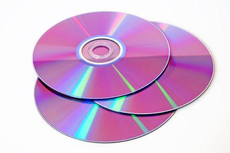 dvdr: compact discs