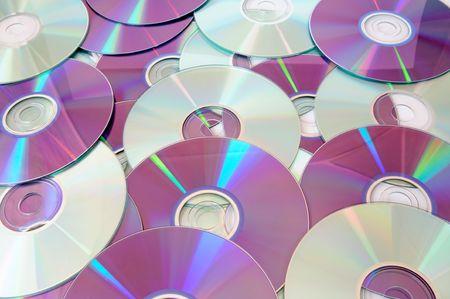 compact discs Stock Photo - 438517