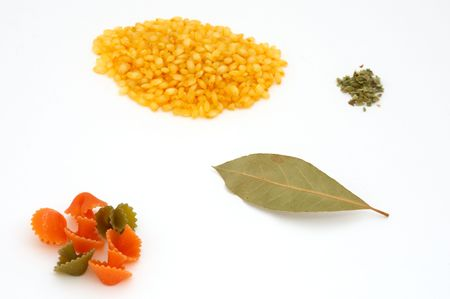 ingredients for a food Stock Photo - 438433