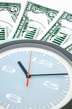 mans watch: Se trata de una comparaci�n para saber que el tiempo es oro