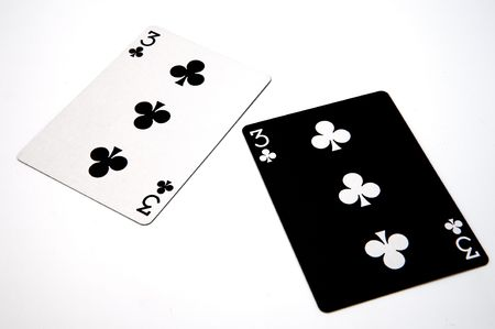 it is a simulation of a chance game Stock Photo - 445504