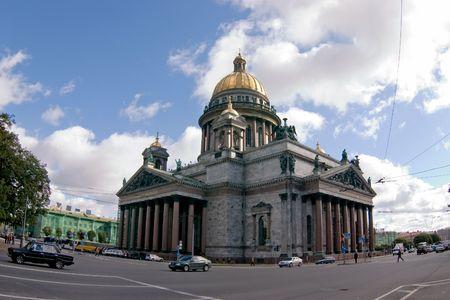 Saint-Petersburg. St. Isaak Cathedral