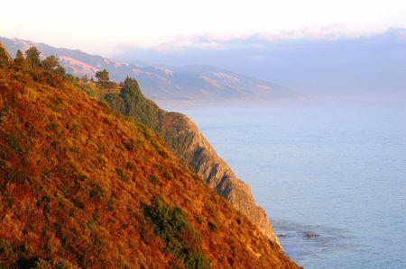 big sur: The Big Sur Stock Photo