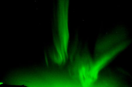 geomagnetic: Fine Art: Borealis Photograph  Abstraced