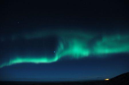 geomagnetic: Aurora Borealis, Iceland