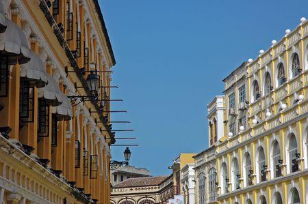 square: Public square, Macau.