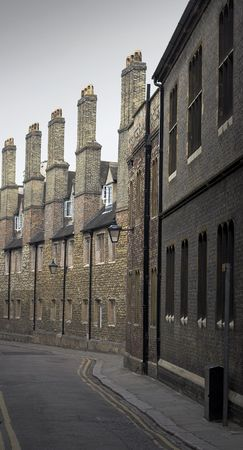 Cambridge University, England Stock Photo - 585001