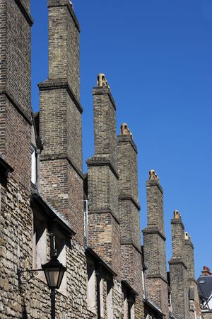 Cambridge University, England Stock Photo - 589243