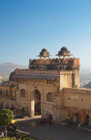 jagmandir: Indian palace Stock Photo