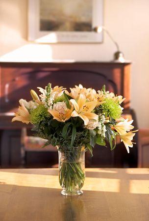 Flores para mi esposa  Foto de archivo - 598981