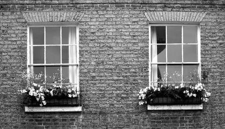 English houses Stock Photo - 650574