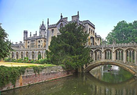cambridge: Cambridge University Stock Photo