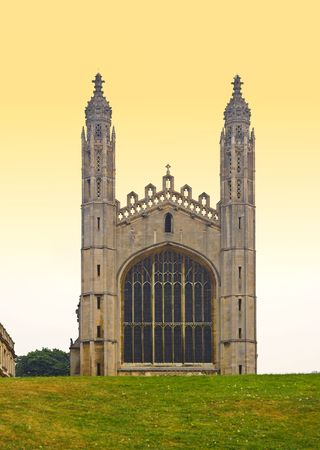 Kings College, Cambridge, England Stock Photo - 667835