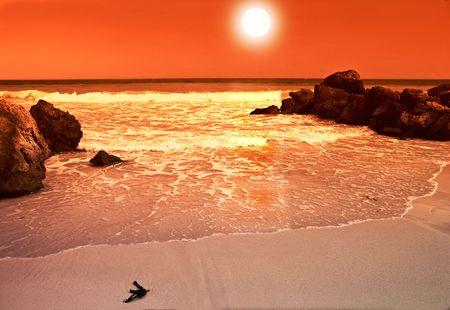 laguna: Sunset beach