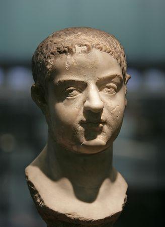 Ancient philosopher photo