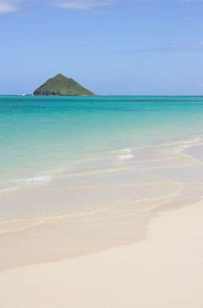 Beach of my dreams (Lanikei Beach, Oahu, Hawaii) photo