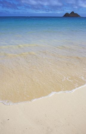 Photo of tropical beach (HA) photo