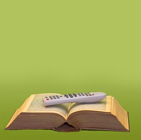 To read or not Stock Photo - 774806
