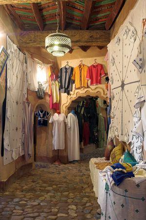 Photo of old medina/market in Agadir, Morocco Stock Photo - 775915