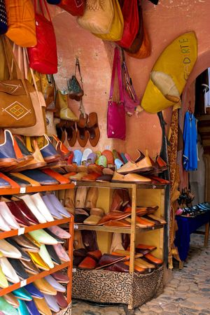 medina: The Medina - traditional Arab shopping center