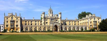 Photo from Cambridge University, England Stock Photo - 789204