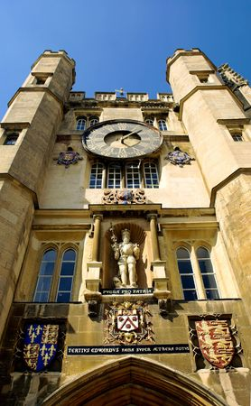 Photo from Cambridge University, England photo
