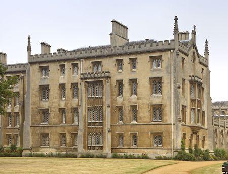 Photo from Cambridge University, England Stock Photo - 789254