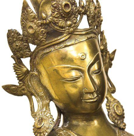 Photo of Indian God (isolation) photo