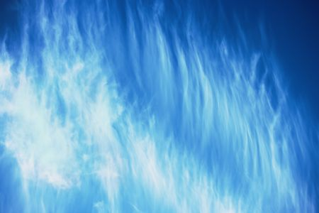 wheather: A photo of clouds in stormy wheather (useful as background)