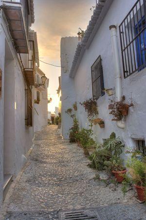 Spanish urban landscape, Costa Del Sol photo