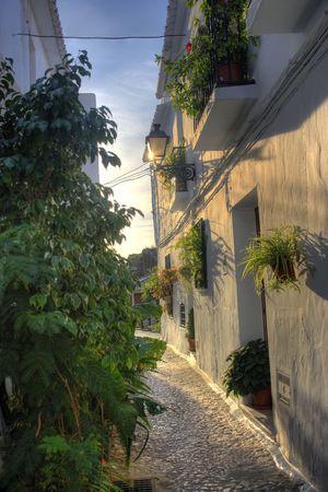 sol: Spanish urban landscape, Costa Del Sol