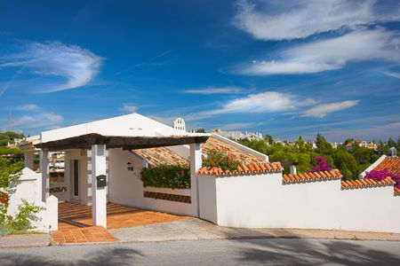 sol: Spanish luxury living - house in Costa Del Sol, Spain