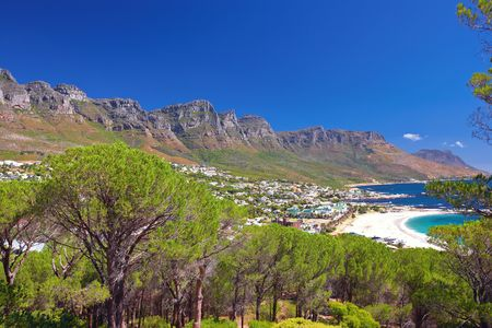 A vista from South Africa Stock Photo - 3114109