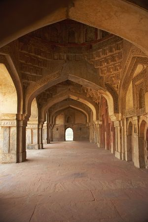 A photo from Amber Fort in Agra, India photo